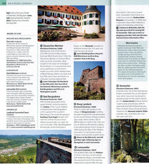 Back Roads of Germany 9780241264164 DK Eyewitness Travel guide entry information