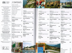 Back Roads Northern and Central Italy 9780241306574 DK Eyewitness Travel guide contents