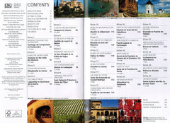 Back Roads of Spain 9780241208090 DK Eyewitness Travel guide contents