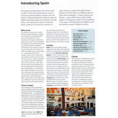 Back Roads of Spain 9780241208090 DK Eyewitness Travel guide introducing spain