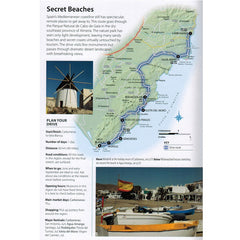 Back Roads of Spain 9780241208090 DK Eyewitness Travel guide secret beaches