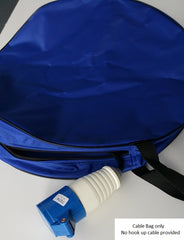 Mains Lead Cable Carry Bag