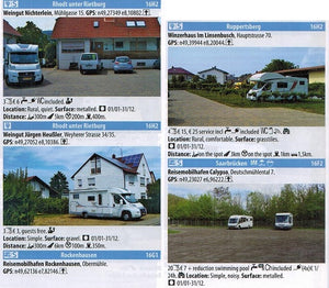 Camperstop Europe 2020 Aires Stellplatze Sosta Motorhome Stopovers Guide entry preview aires saarbrucken