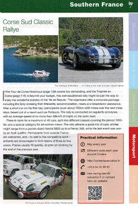 The Essential Guide for Car Enthusiasts in France 9781787110571 motorsports