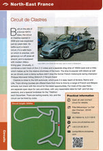 Load image into Gallery viewer, The Essential Guide for Car Enthusiasts in France 9781787110571 circuits