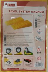 Caravan and Motorhome Leveling Ramp Chocks