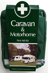 Vehicle First Aid Kit for caravans and motorhomes