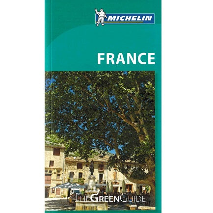 France - Michelin Green Guide 9782067235472 front cover