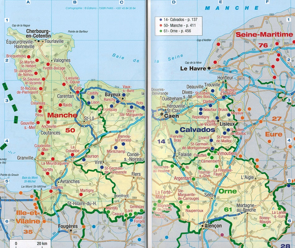 France Passion 2019 motorhome and campervan stopover scheme