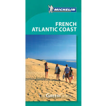 Load image into Gallery viewer, French Atlantic Coast - Michelin Green Guide IBSN:9782067220539 Travelguide, Tour, Driving Tour front cover