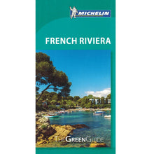 Load image into Gallery viewer, French Riviera - Michelin Green Guide IBSN:9782067206625 Travelguide, Tour, Driving Tour front cover