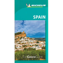 Load image into Gallery viewer, Spain - Michelin Green Guide