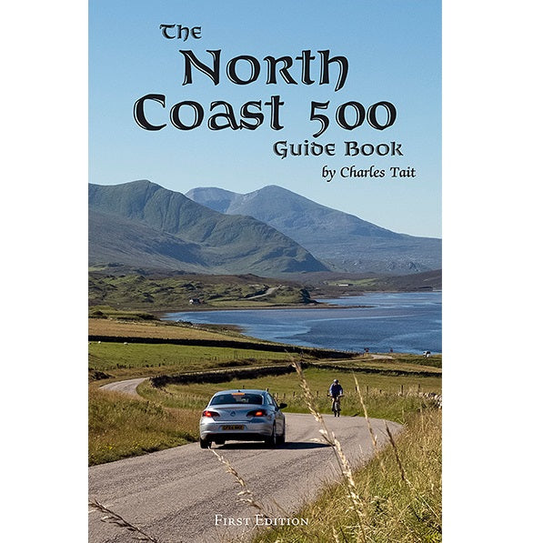 North Coast 500 IBSN:9781909036604 Travelguide, Tour, Driving Tour