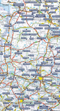 Load image into Gallery viewer, Germany Trailers Park Aires Map 9782919004454 michelin map