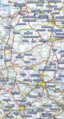 Germany Trailers Park Aires Map 9782919004454 michelin map