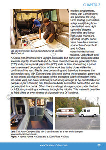 Go Motorhoming and Campervanning IBSN:9781910664025 Vicarious Media Books, Motorhome Reference Book