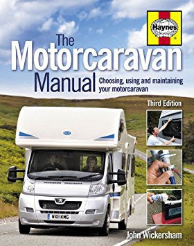 Haynes Motorcaravan Manual 3rd Edition IBSN:9780857331243 Travelguide, Tour, Driving Tour