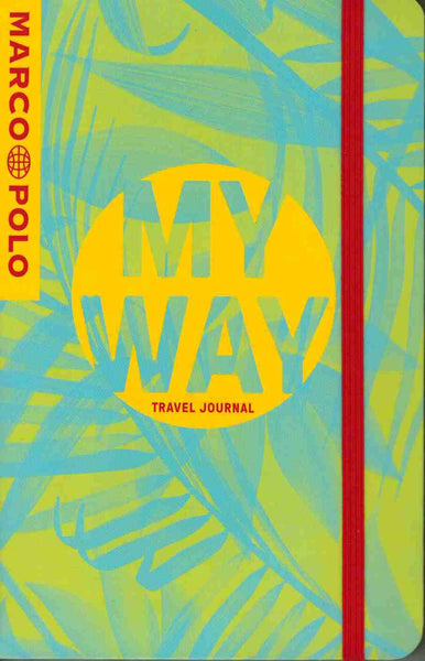 Marco Polo Travel Journal (Jungle Cover) IBSN:9783829769488