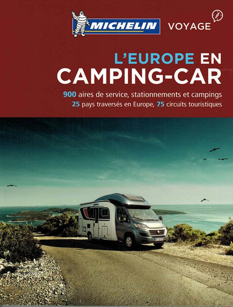 Michelin L'Europe en Camping-Car