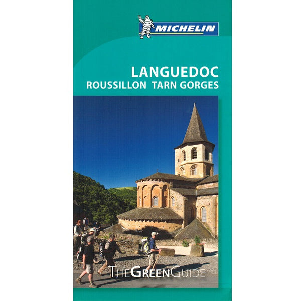 Languedoc Tarn Gorges - Michelin Green Guide 9782067220522 Travelguide, Tour, Driving Tour front cover
