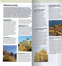 Load image into Gallery viewer, Sicily - Michelin Green Guide IBSN:9782067212497 Travelguide, Tour, Driving Tour