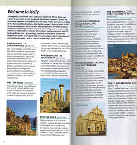 Sicily - Michelin Green Guide IBSN:9782067212497 Travelguide, Tour, Driving Tour