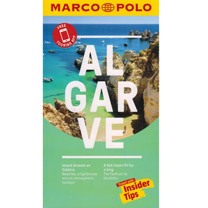 Marco Polo Algarve Guide 9783829707954 front cover