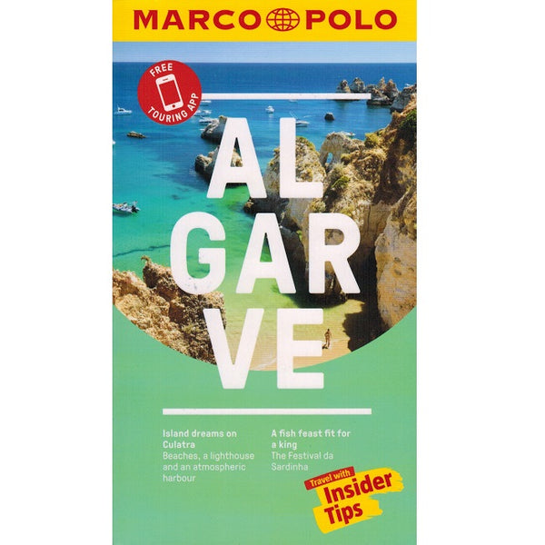 Marco Polo Algarve Guide 9783829706506 front cover