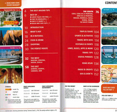 Marco Polo Andalucia Guide IBSN:9783829707541 Travelguide, Tour, Driving Tour