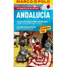 Load image into Gallery viewer, Marco Polo Andalucia Guide