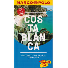 Load image into Gallery viewer, Marco Polo Costa Blanca Guide 9783829757553 front cover