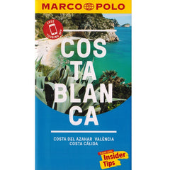Marco Polo Costa Blanca Guide 9783829757553 front cover