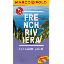 Load image into Gallery viewer, Marco Polo French Riviera Guide 9783829707671 front cover