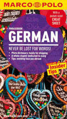 Marco Polo German Phrasebook IBSN:9783829708234