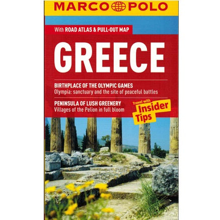 Marco Polo Greece Guide