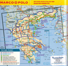 Load image into Gallery viewer, Marco Polo Greece Guide IBSN:9783829707305 Travelguide, Tour, Driving Tour