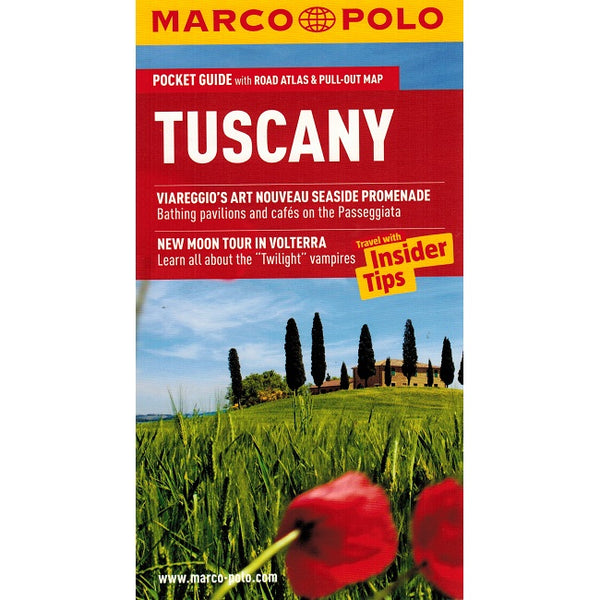 Marco Polo Tuscany Guide 9783829707268 front cover