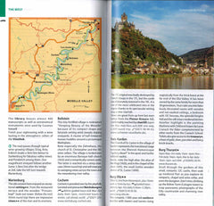Germany - Michelin Green Guide IBSN:9782067197558 Travelguide, Tour, Driving Tour