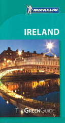 Ireland - Michelin Green Guide IBSN:9782067221185 Travelguide, Tour, Driving Tour