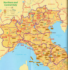 Italy - Michelin Green Guide IBSN:9782067190399 Travelguide, Tour, Driving Tour