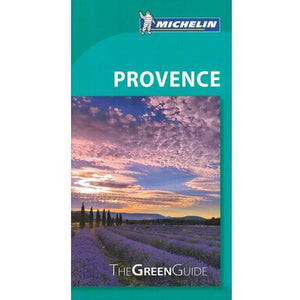 Provence - Michelin Green Guide IBSN:9782067216099 Travelguide, Tour, Driving Tour
