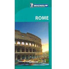 Rome - Michelin Green Guide IBSN:9782067216129 Travelguide, Tour, Driving Tour