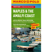 Load image into Gallery viewer, Marco Polo Naples & The Amalfi Coast Guide 9783829707336 front cover