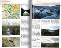 The North Highlands of Scotland Guide IBSN:9780951785966 Travelguide, Tour, Driving Tour