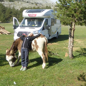 France Passion 2020 motorhome and campervan stopover scheme
