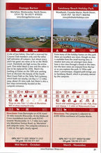 Load image into Gallery viewer, Sea View Camping West Country by vicarious media uk united kingdom campsite guidebook entry information