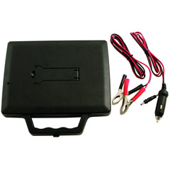 Solar Powered Vehicle Battery Charger 12 Volt 77108 5018341771089
