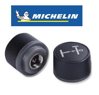 Tyre pressure monitors for caravans, trailers and horse boxes by Michelin TPMS tyre pressure monitoring system
