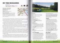 Tiny Campsites by Dixe Wills The Buzzards Central England