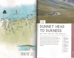 Take The Slow Road: Scotland by Martin Dorey 9781844865383 dunnet head to durness